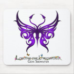 Lotu Mousepad In Purple. at Zazzle