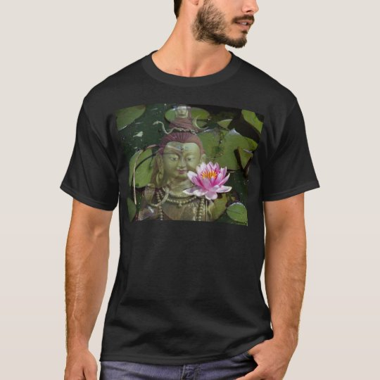 Lotus 1 & Buddha T-Shirt