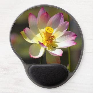 Lotus Alfombrillas De Raton Con Gel