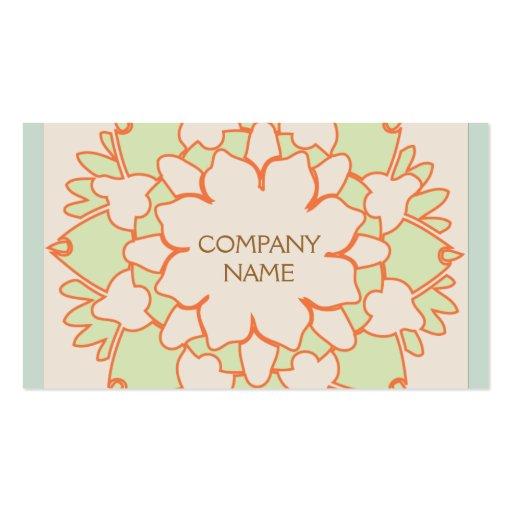Lotus Alternative Medicine Healing Arts Business Cards