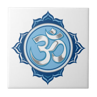 Lotus azul OM Teja