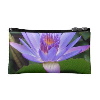 Lotus Cosmetic Bag