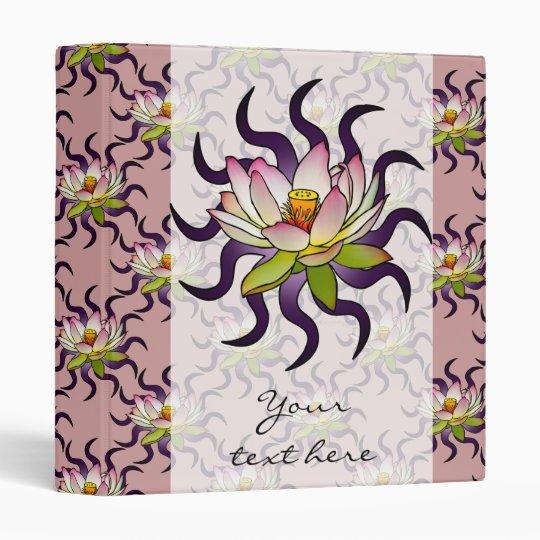 Lotus, binder