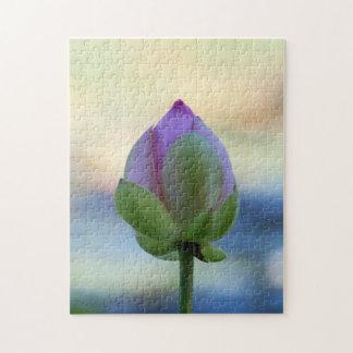 Lotus Bloom Puzzle