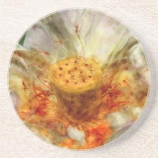 Lotus Blossom Coaster