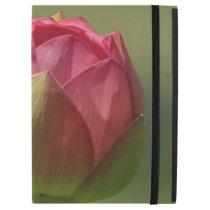 Lotus blossom ipad pro case
