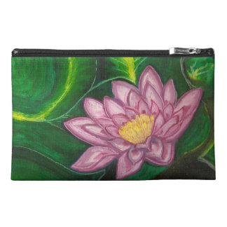 Lotus Blossom (Lily Pad) Travel Accessory Bag