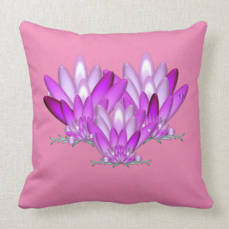Lotus Pillows - Decorative & Throw Pillows Zazzle
