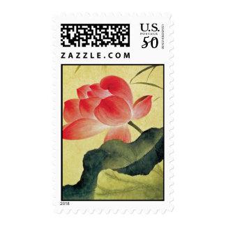 Lotus Blossom Postage