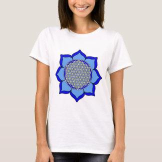 Lotus Blue5 T-Shirt