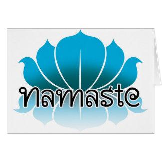 Lotus Blue Card
