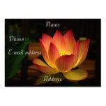 Lotus Business Card
