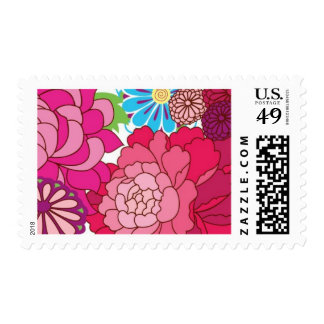 Lotus Butterfly Bouquet by Ceci New York Stamp