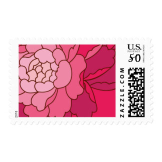 Lotus Butterfly Flower Petals by Ceci New York Postage