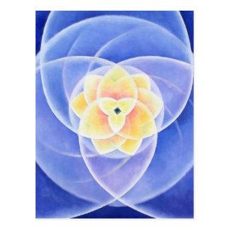 Lotus by Lynda Vugler Postcards