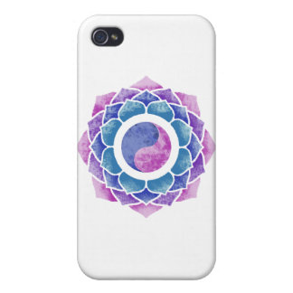 Lotus Case For iPhone 4