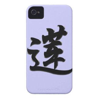 Lotus Character Blackberry Case