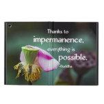 Lotus/cita de la sabiduría de Instabilidad-Buda