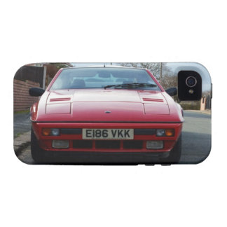 Lotus Eclat Front View Vibe iPhone 4 Cases