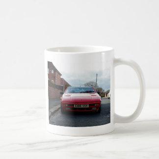 Lotus Eclat Front View Coffee Mug