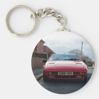 Lotus Eclat Front View Keychains