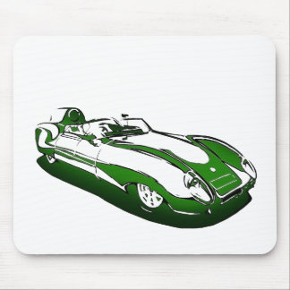 Lotus Eleven Mouse Pad
