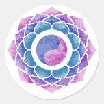 Lotus Etiqueta Redonda