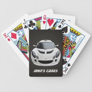 Lotus Exige S Bicycle Playing Cards
