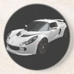 Lotus Exige S Sandstone Coaster