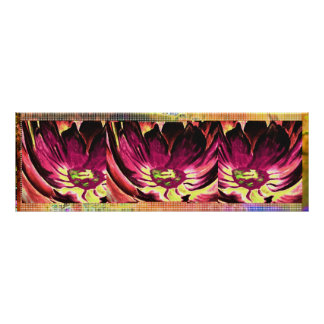 LOTUS Exotic   Decorative Art Posters
