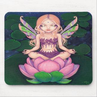 """Lotus Fairy"" Mousepad"