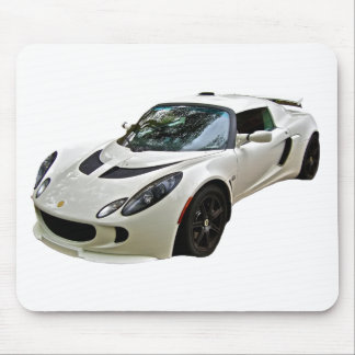 Lotus Fast Little Beast Mouse Pad