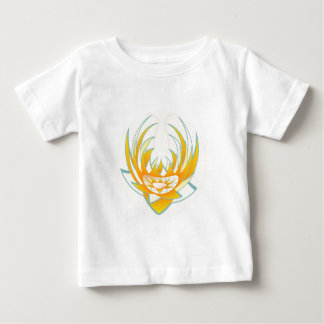 LOTUS Fire Energy Design Baby T-Shirt