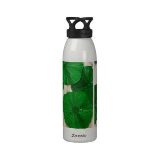 Lotus flor del 1 del este botellas de agua reutilizables