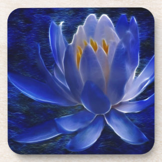 Lotus flower and its meaning drink coaster