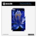 Lotus flower and its meaning iPod touch 4G skins