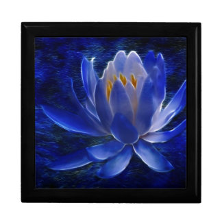 Lotus flower and its meaning keepsake boxes