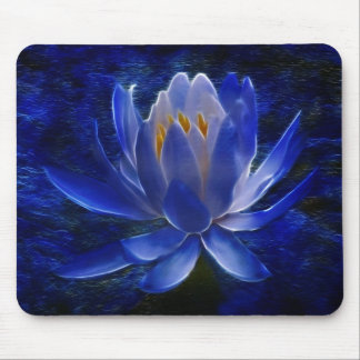 Lotus flower and its meaning mouse pad