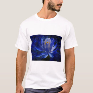 Lotus flower and its meaning T-Shirt