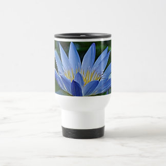 Lotus flower and meaning 15 oz stainless steel travel mug