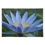 Lotus flower and meaning place mat