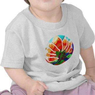 LOTUS Flower - Artistic Abstract Tshirts