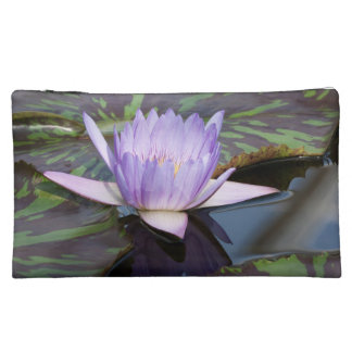 Lotus Flower Makeup Bags