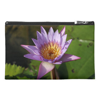 Lotus Flower Travel Accessory Bags