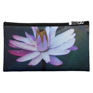 Lotus Flower Cosmetic Bags