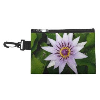 Lotus Flower Accessory Bag