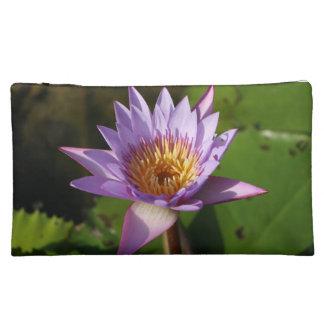 Lotus Flower Cosmetics Bags