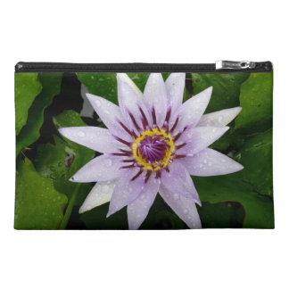 Lotus Flower Travel Accessories Bag