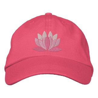 Lotus Flower Baseball Cap
