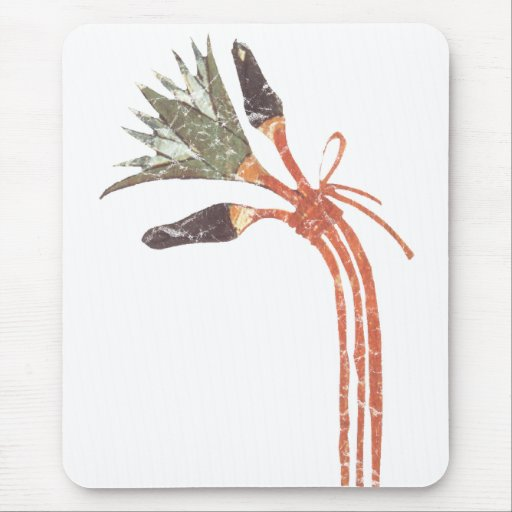 Lotus Flower & Buds Mouse Pad